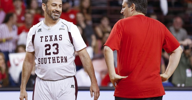 Ted Cruz Wins One-on-One Charity Basketball Game Against Jimmy Kimmel