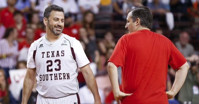 Ted Cruz Wins One-on-One Charity Basketball Game Against Jimmy Kimmel