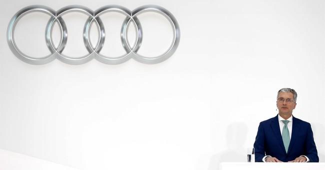 Audi CEO arrested over diesel scandal