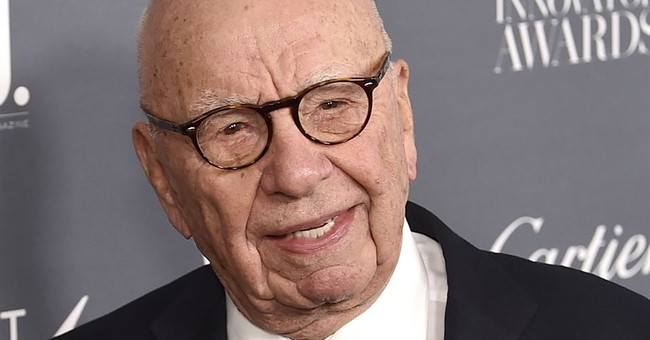 Rupert Murdoch suffered back injury during sailing accident
