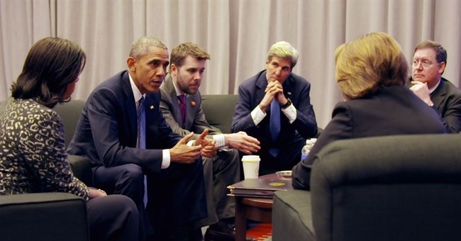Review: Doc looks back wistfully look at Obama-era diplomacy
