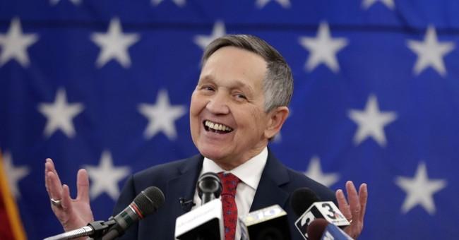 Kucinich frames Ohio governor bid around 'We the People'