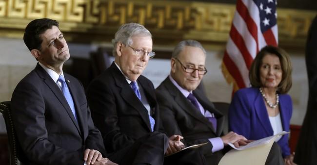 Trump, GOP leaders take aim at Senate Democrats in government funding fight