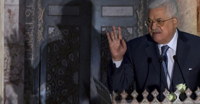 Abbas says Trump's policy shift on Jerusalem was 'sinful'