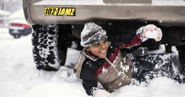 Snow and temperature ups and downs could snarl AM commute