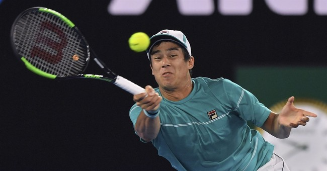 The Latest: Dimitrov scrapes into 3rd round at Aussie Open