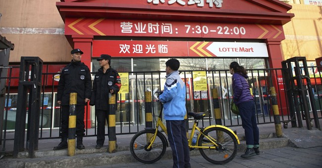 Politics weighs heavily on foreign businesses in China