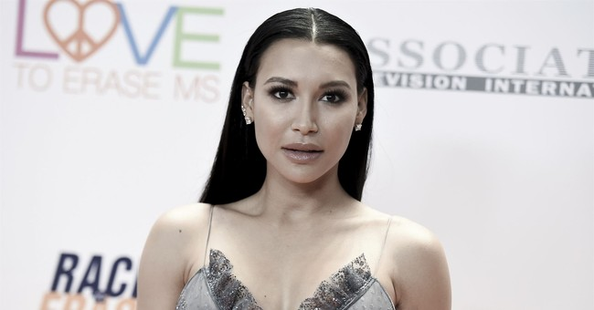 Domestic battery charge against 'Glee' actress dismissed
