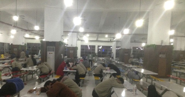 Apple supplier denies charges of unsafe, unclean conditions