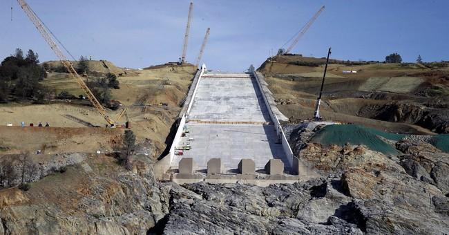 California city sues state over Oroville Dam crisis in 2017