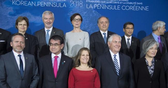 China: 'Cold War thinking' behind Vancouver N. Korea meeting