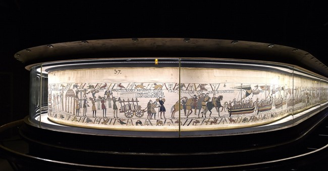 France to loan Britain famed 11th-century Bayeux Tapestry