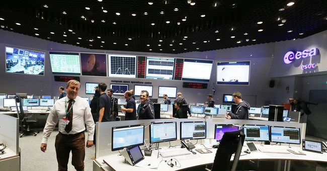 China, Europe jointly test technology for storm satellite