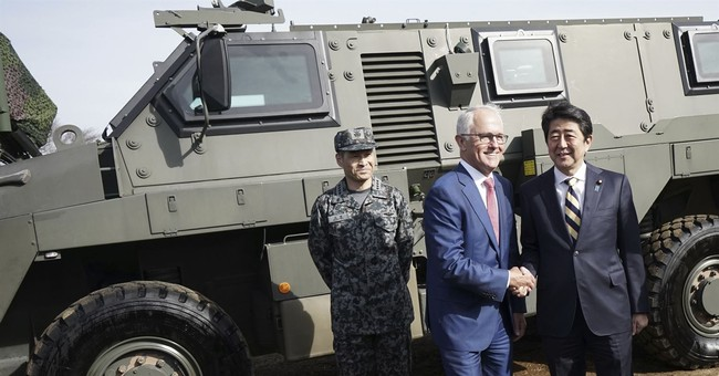 Australia PM says Olympic unity won't denuclearize N. Korea