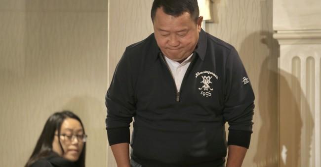 Hong Kong actor Eric Tsang denies sexual misconduct rumors