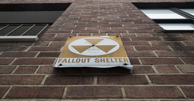 Heed old shelter signs? If nuke is REALLY coming, maybe not