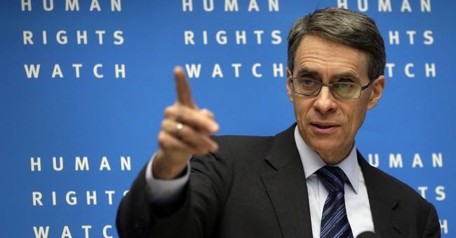 Human Rights Watch says Trump era encourages world dictators