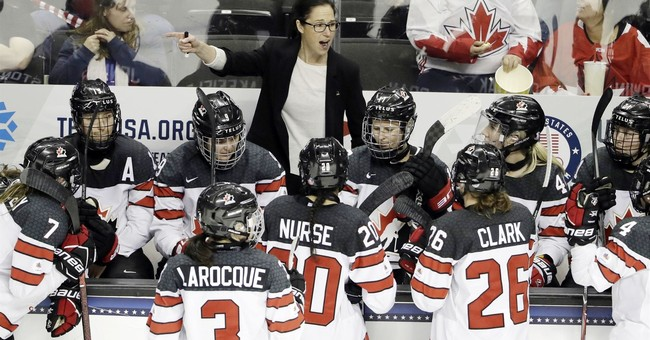 Canada chasing 5th straight Olympic gold under former player