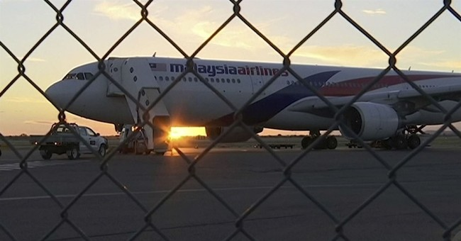 Malaysia Airlines flight shakes violently, lands safely