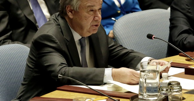 UN chief: Threat from nukes, other weapons, gathers force