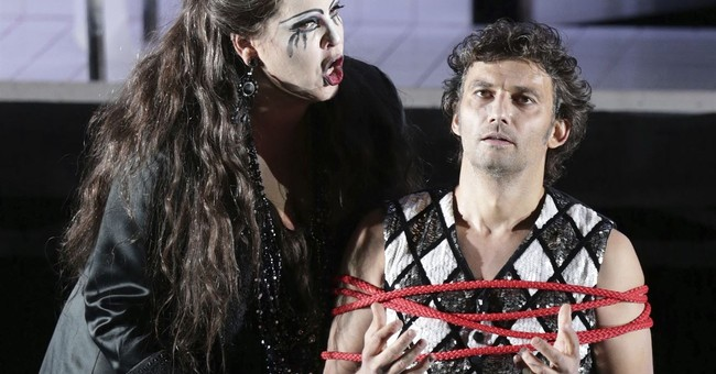 Opera star Jonas Kaufmann returns to the spotlight