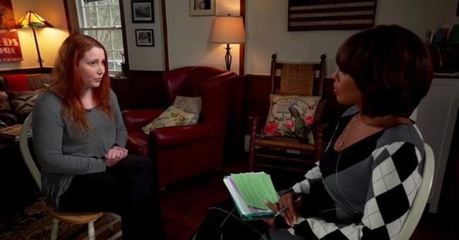 In TV interview, Farrow describes alleged Allen assault