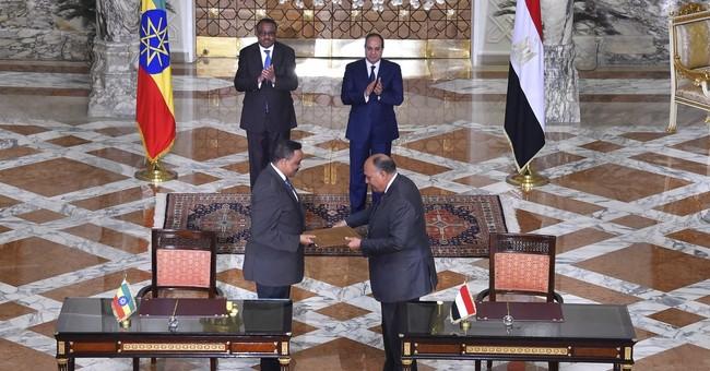 Egypt raises 'extreme concern' about Nile dam with Ethiopia