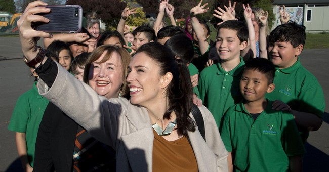 New Zealand prime minister says she's pregnant, due in June