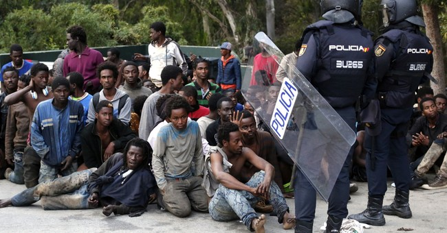 European watchdog: More migrants heading to Spain by sea