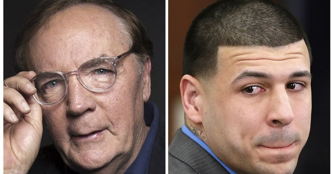 Q&A: James Patterson on Aaron Hernandez's fall from grace