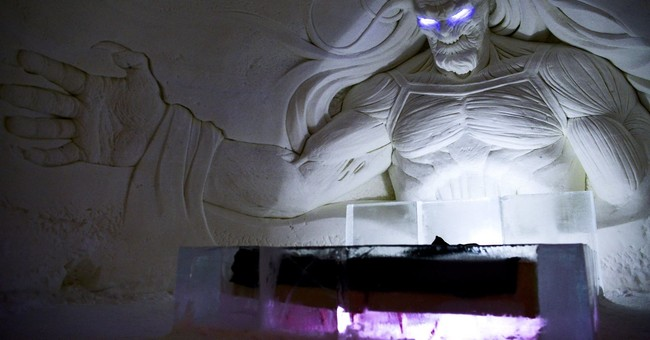 """Winter is here: """"Game of Thrones"""" ice hotel opens in Finland"""