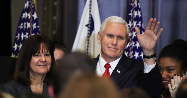 Pence says troops should not have to worry about shutdown