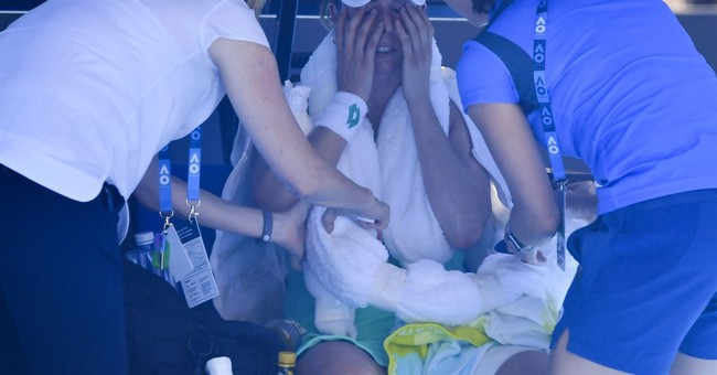 Players turn up the heat on Australian Open weather policy