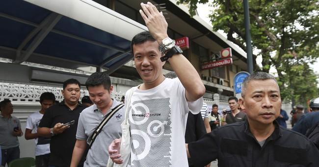 Uproar over watches threatens Thailand's ruling generals