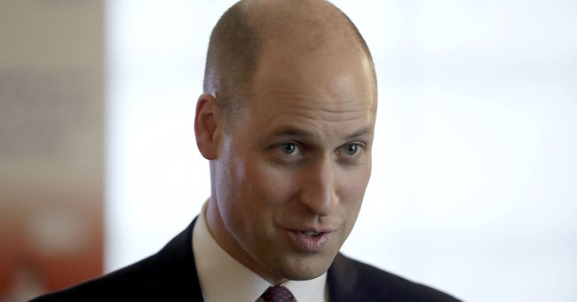 Royal close shave: Prince William opts for dramatic buzz cut