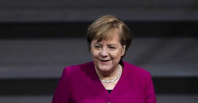 Germany's Merkel to address Davos forum next Wednesday