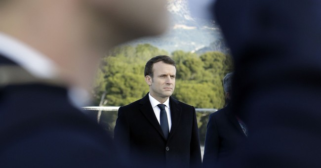 France's Davos? Macron hosting 140 CEOs in investment push