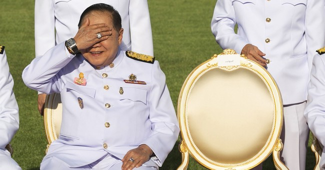 Uproar over watches threatens Thailand's ruling generals