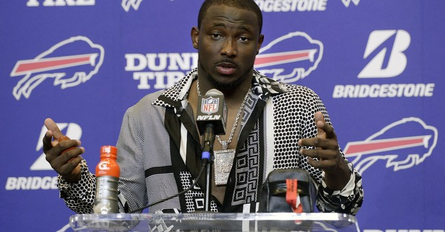 Police: Woman assaulted at home of NFL star LeSean McCoy