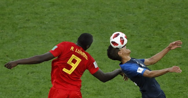 Vive la France: Les Bleus advance to World Cup final