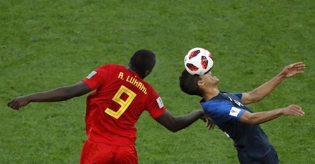 Vive la France: Les Bleus advance to World Cup final