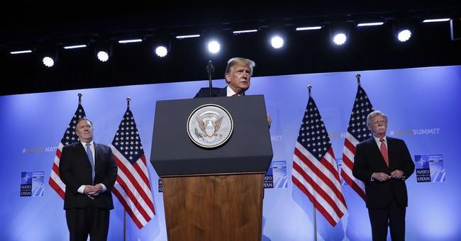 Trump ready to help some North Atlantic Treaty Organisation  states buy USA  arms