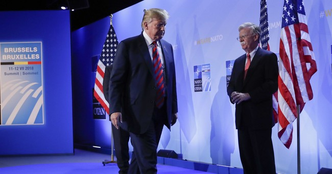 AP FACT CHECK: Trump falsely claims credit on NATO spending