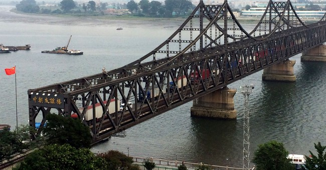 U.S.  accuses North Korea of illegally smuggling oil products