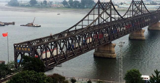 China's June trade with North Korea falls by more than half