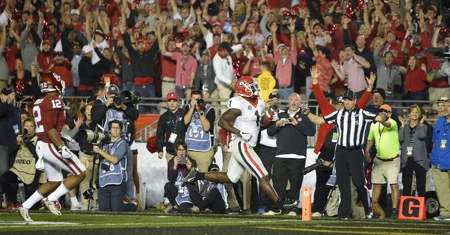 College Football Playoff TV ratings rise on return to Jan. 1