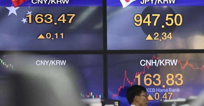 New Year rally pushes global shares higher