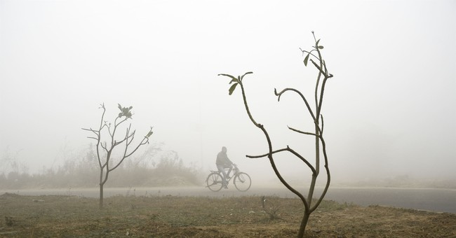 Dense fog disrupts travel in New Delhi and northern India