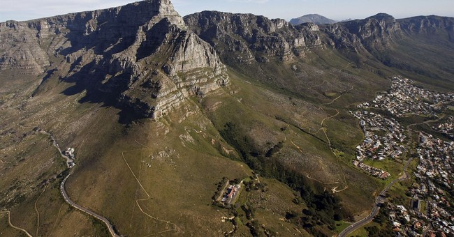 Japanese climber, South African guide die on Table Mountain