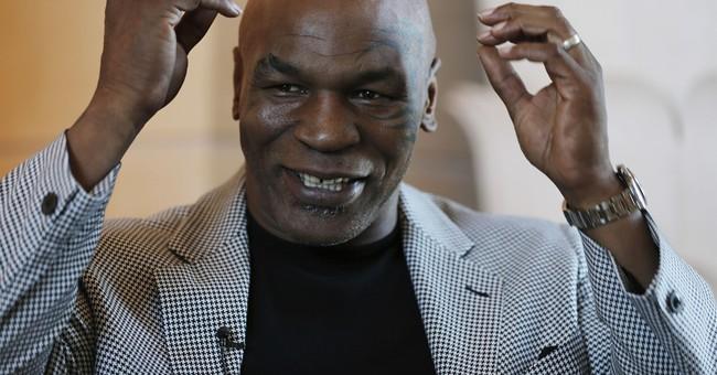 Mike Tyson breaks ground on California marijuana ranch